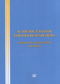 Academic English for PHD Researchers