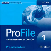 Oxford Business English. ProFile video interviews